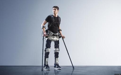ربات برای افراد قطع نخاع