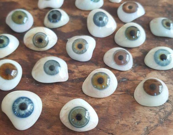 کاربردهای پروتز چشم
