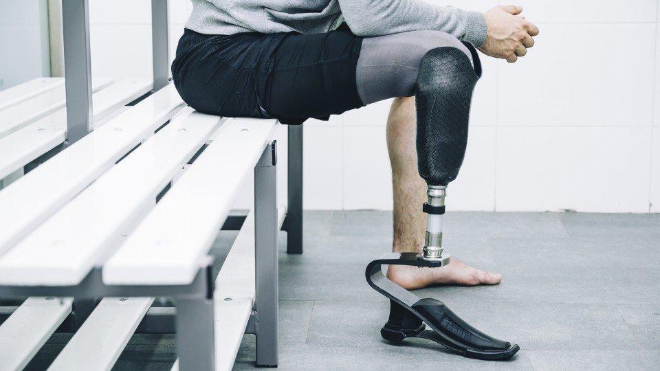 پروتز پای مناسب